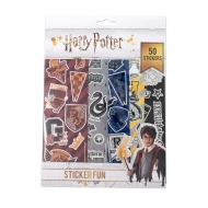 Harry Potter - Set autocollants Harry Potter