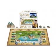 Harry Potter - Puzzle 4D Mini Hogwarts (500 pieces)