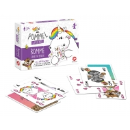 Chubby Unicorn - Jeux de cartes Number 1 Set Romme - Bridge - Canasta