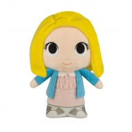 Stranger Things - Peluche Super Cute Eleven with Wig 20 cm