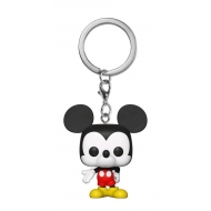 Mickey Maus 90th Anniversary - Porte-clés Pocket POP! Mickey Mouse 4 cm