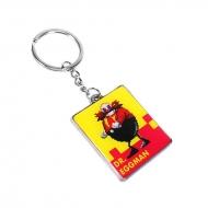 Sonic The Hedgehog - Porte-clés métal Eggman 7 cm