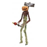 L'étrange Noel de monsieur Jack - Figurine Silver Anniversary Pumpkin King Jack 25 cm