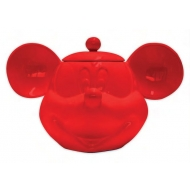 Mickey Mouse - Boite à cookies 3D Mickey Mouse Rouge