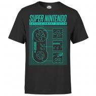 Nintendo - T-Shirt SNES