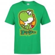 Nintendo - T-Shirt Yoshi Kanji