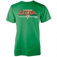 Nintendo - T-Shirt Zelda Retro Logo