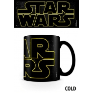 Star Wars - Mug effet thermique Logo Characters