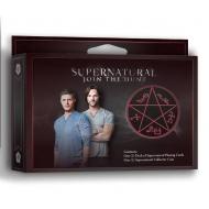 Supernatural - Jeu de cartes à jouer