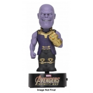 Avengers Infinity War - Figurine Body Knocker Bobble Thanos 16 cm
