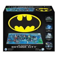 Batman - Puzzle 4D Large Gotham City (1550+pieces)