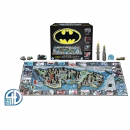 Batman - Puzzle 4D Mini Gotham City (839 pieces)