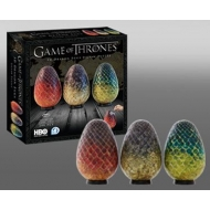 Game of Thrones - Puzzle 3D Dragon Eggs (240 pieces)