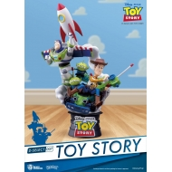Toy Story - Diorama PVC D-Select 15 cm