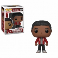 Spider-Man - Figurine POP! Miles Morales 9 cm