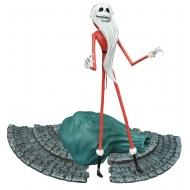 L'étrange Noel de monsieur Jack - Figurine Santa Jack 18 cm