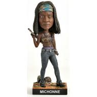 Walking Dead - Figurine Bobble Head Michonne 20 cm