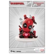 Marvel Comics - Figurine Mini Egg Attack Deadpool Day Dream 6 cm