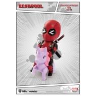Marvel Comics - Figurine Mini Egg Attack Deadpool Pony 9 cm