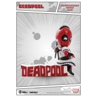 Marvel Comics - Figurine Mini Egg Attack Deadpool Servant 9 cm