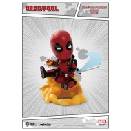Marvel Comics - Figurine Mini Egg Attack Deadpool Ambush 9 cm