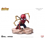 Avengers Infinity War - Figurine Mini Egg Attack Iron Spider 9 cm