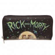 Rick et Morty - Porte-monnaie Rick & Morty