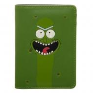 Rick et Morty - Porte-monnaie Mr. Pickle Vertica