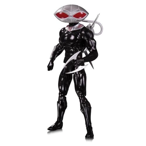DC Essentials - Figurine Black Manta 17 cm