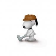 Snoopy - Figurine Snoopy Golfeur  6 cm