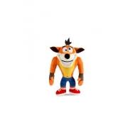 Crash Bandicoot - Peluche Phunny Crazy Eyes Crash 20 cm