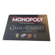 Game of Thrones - Jeu de plateau Monopoly *FRANCAIS*