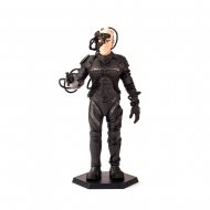 Star Trek TNG - Figurine Mini Master 1/12 Locutus of Borg Latinum Edition 15 cm