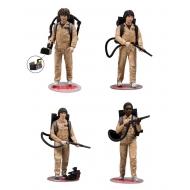Stranger Things - Pack 4 figurines Ghostbusters 15 cm