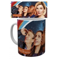 Doctor Who - Mug Painting