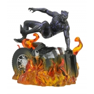 Black Panther - Statuette Black Panther Version 2 23 cm