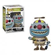 L'étrange Noël de Mr. Jack - Figurine POP! Clown 9 cm