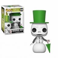 L'étrange Noël de Mr. Jack - Figurine POP! Snowman Jack 9 cm