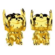 Marvel Studios 10 - Figurine POP!  Thor (Chrome) 9 cm