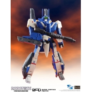 Robotech - Figurine Super Veritech Fighter Collection 1/100 VF-1J Max Sterling 15 cm