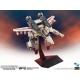 Robotech - Figurine Super Veritech Fighter Collection 1/100 VF-1J Rick Hunter 15 cm
