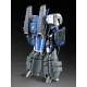 Robotech - Figurine Heavy Armor Fighter Collection Fighter 1/100 Max Sterling GBP-1J 15 cm
