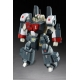 Robotech - Figurine Heavy Armor Fighter Collection Fighter 1/100 Rick Hunter GBP-1J 15 cm