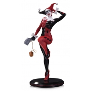 DC Comics Cover Girls - Statuette Harley Quinn by Joelle Jones 28 cm