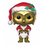 Star Wars - Figurine POP! Holiday Santa C-3PO 9 cm