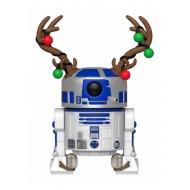 Star Wars - Figurine POP! Holiday R2-D2 9 cm