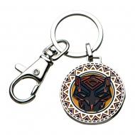 Black Panther - Porte-clés métal Black Panther