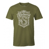 Harry Potter - T-Shirt Slytherin School