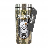 Call of Duty Black Ops 4 - Mug de voyage Skull