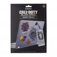 Call of Duty Black Ops 4 - Set autocollants vinyle Call of Duty Black Ops 4